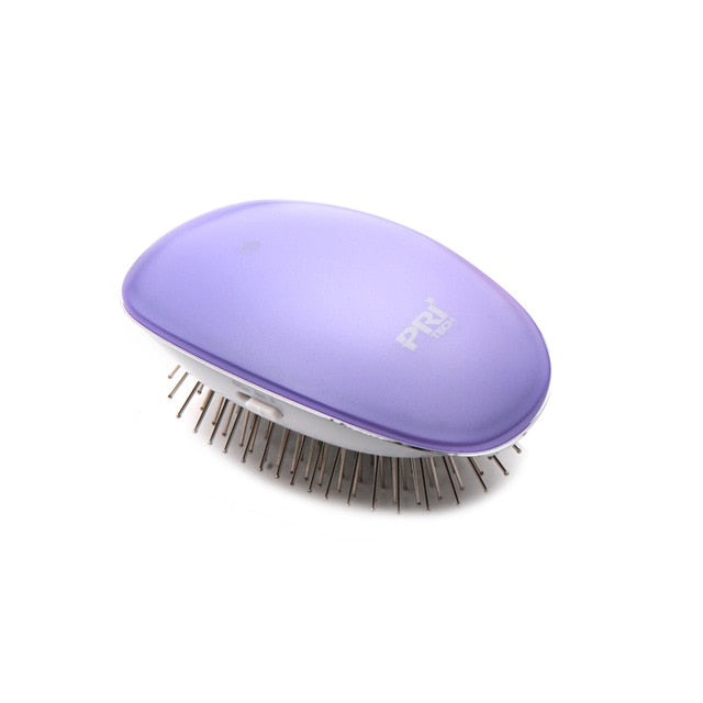 Mini Ionic Hair Straightening Brush-shavercentre.com.au