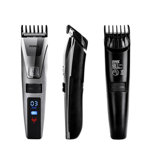 2019 Self Adjusting Beard Trimmer - LED Display