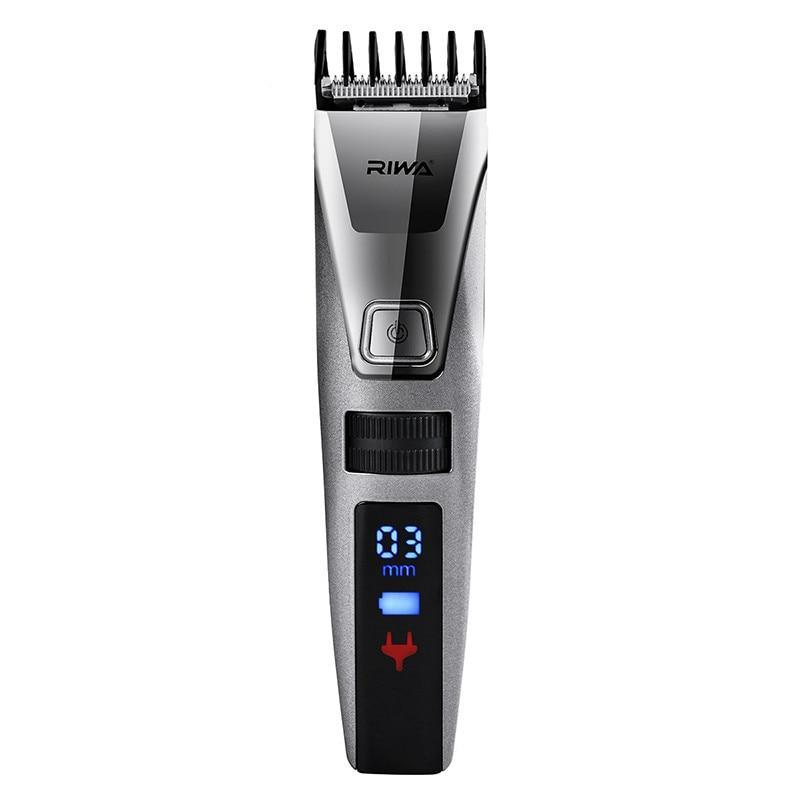2019 Self Adjusting Beard Trimmer - LED Display-shavercentre.com.au