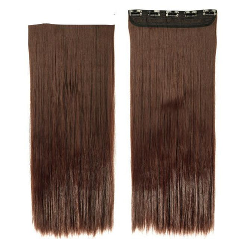 Image of Extra Long Clip-in Hair Extensions-shavercentre.com.au