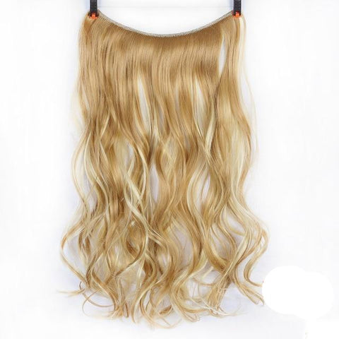 Image of Extra Long Invisible Band Hair Extensions-shavercentre.com.au
