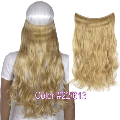 Image of Elastic Hair Extensions-shavercentre.com.au