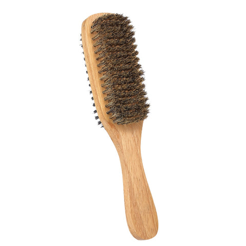 Image of Wood Handle Beard Brush-shavercentre.com.au