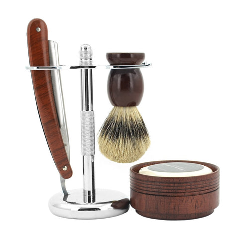 Straight Razor - 5 Piece Set-shavercentre.com.au