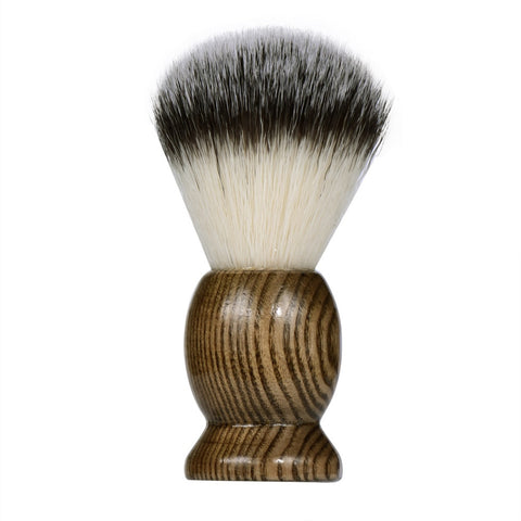 Image of Wooden Barber Shaving Brush-shavercentre.com.au