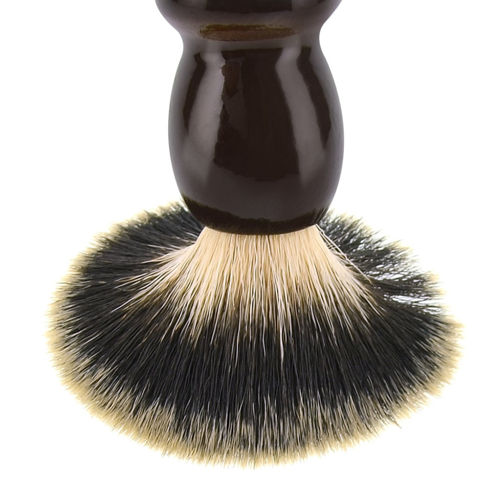 Nylon Shaving Brush-shavercentre.com.au