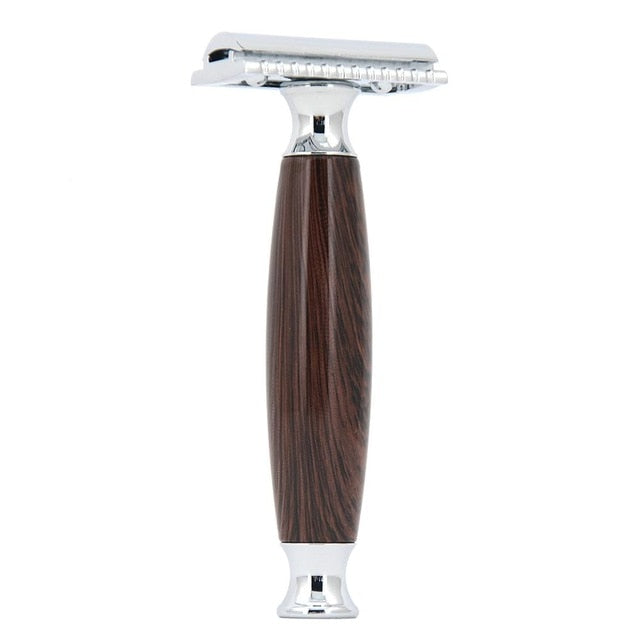Mens Classic Double Edge Safety Blade Razor-shavercentre.com.au