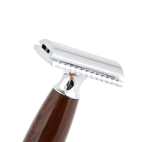 Image of Mens Classic Double Edge Safety Blade Razor-shavercentre.com.au
