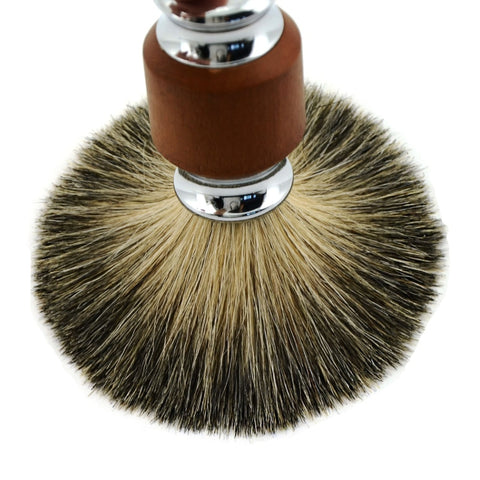 Image of Pure Badger Hair Shaving Brush-shavercentre.com.au