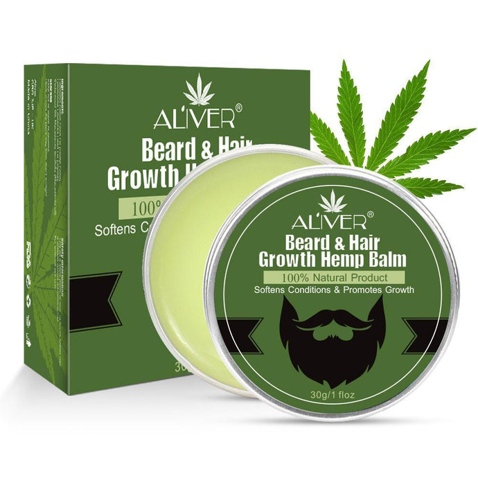Aliver Hemp Beard Balm