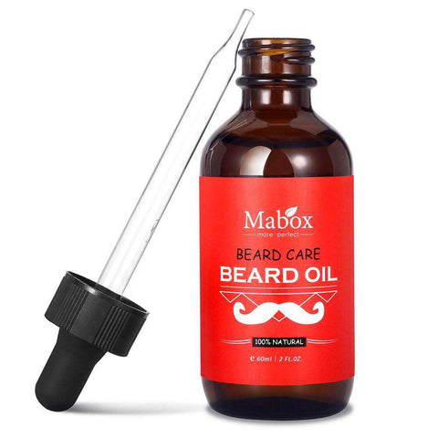 Image of Mabox Large 60ml Beard Oil-shavercentre.com.au