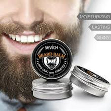 Load image into Gallery viewer, Sevich Organic Barber Beard Balm