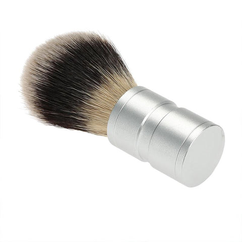 Image of Shaving Brush Aluminum Handle-shavercentre.com.au