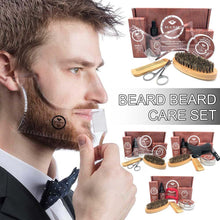Load image into Gallery viewer, Be A Man Beard Care Kit