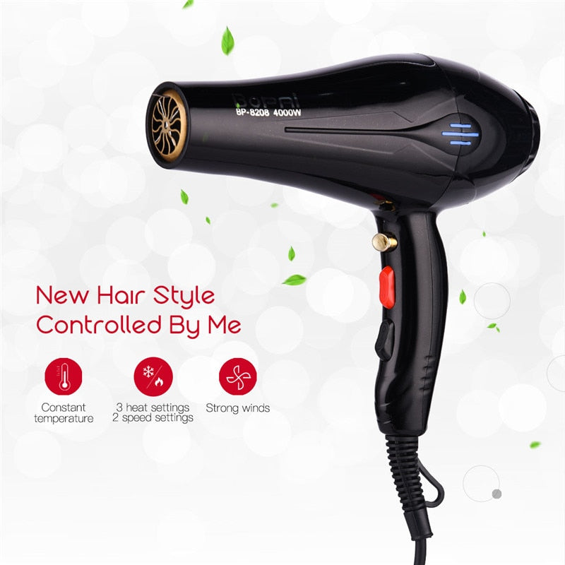 4000W Electric Hair Dryer-shavercentre.com.au