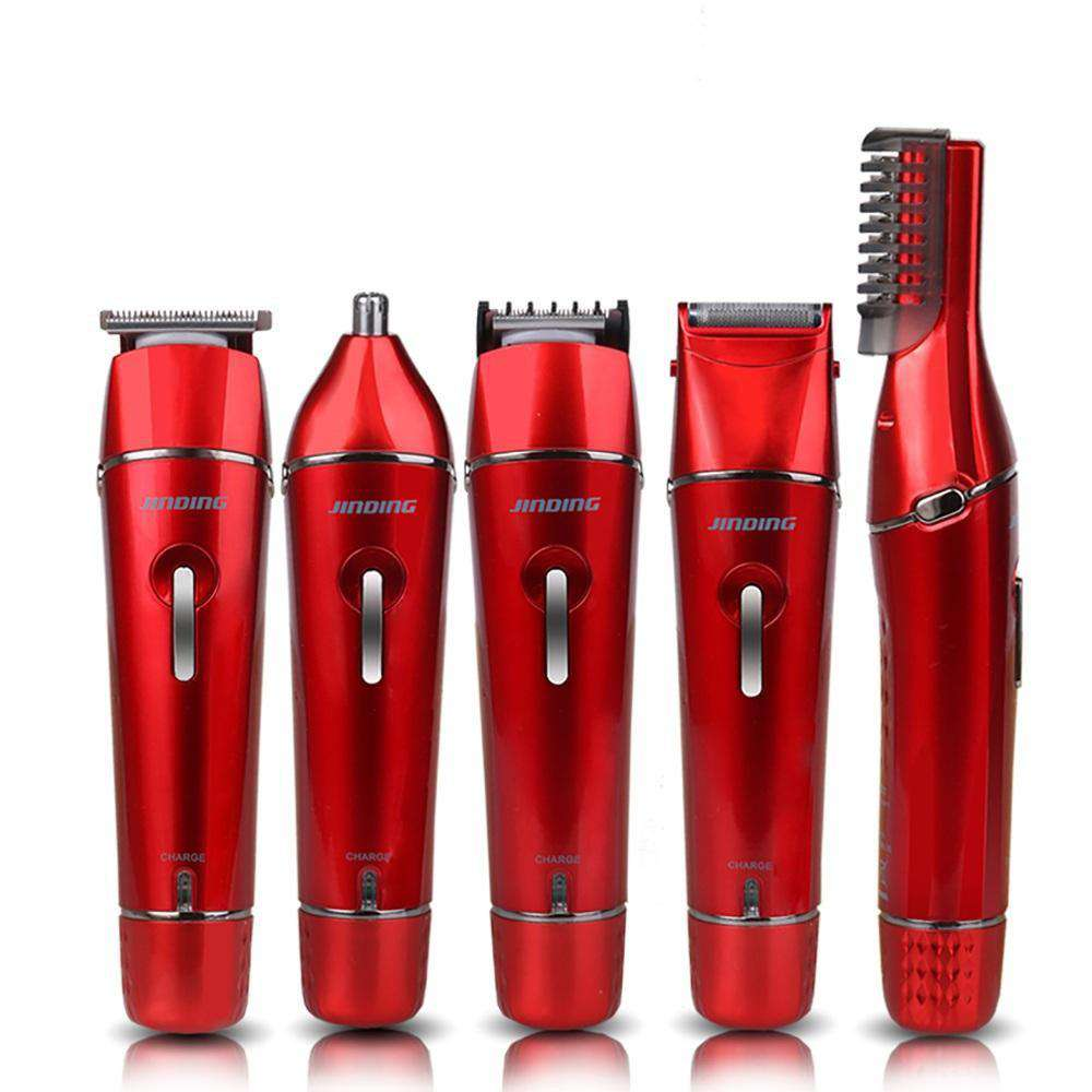 5-in-1 Waterproof Electric Shaver -Hair Clipper - Nose Hair Trimmer - Body Hair Trimmer - USB Charging-shavercentre.com.au