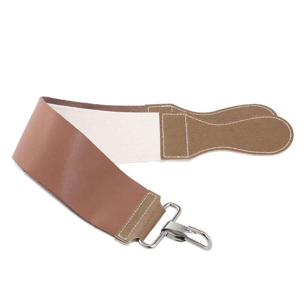 Double Layer Leather Strop-shavercentre.com.au