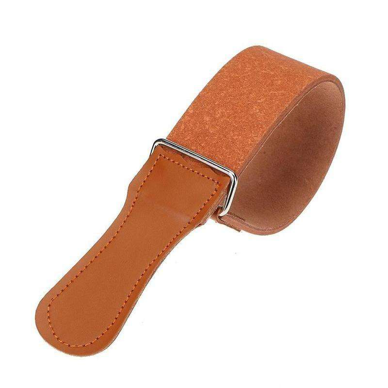Professional Leather Strop - Pure Cowhide-shavercentre.com.au