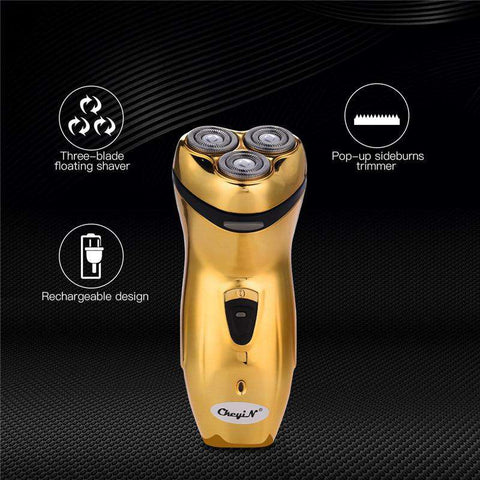 Image of Power Saving Mode Electric Shaver-shavercentre.com.au
