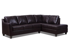 Bark Soft Touch 2-Pc Sectional