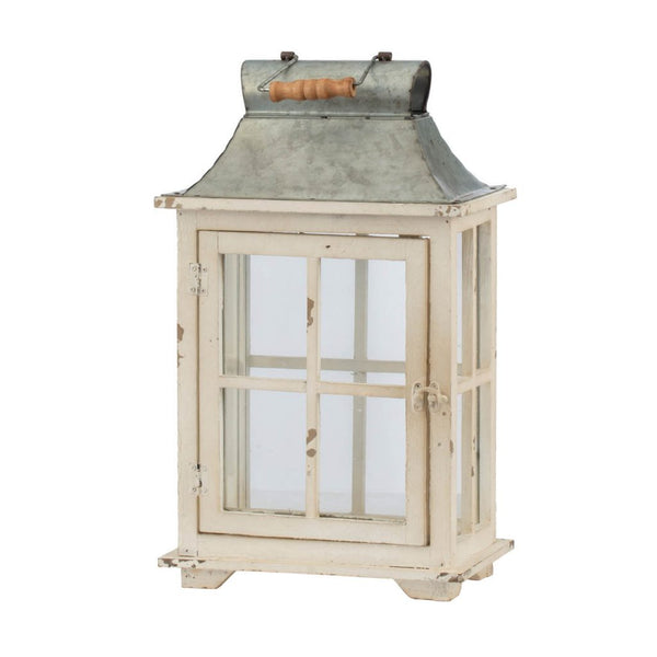 Shop A&B Home Evelyn Enclosed Small Lantern at  Raley's Home Furnishing