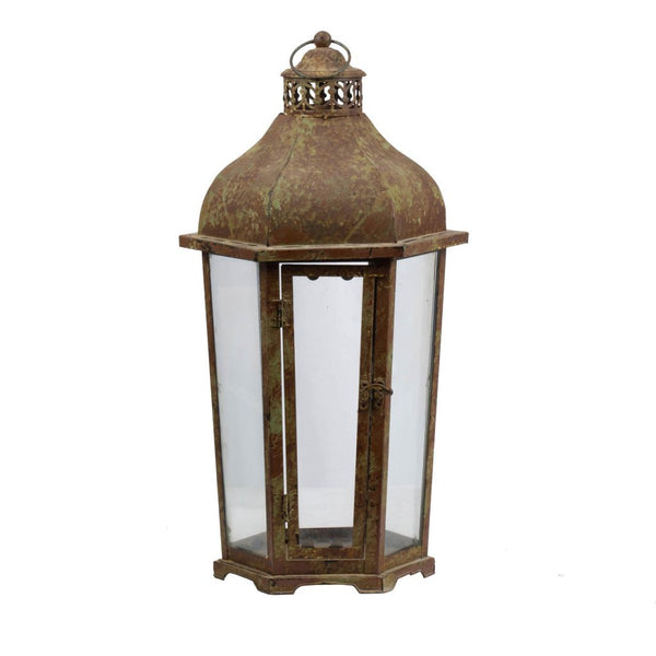 Shop A&B Home Armand Carriage Large Candle Lantern at  Raley's Home Furnishing
