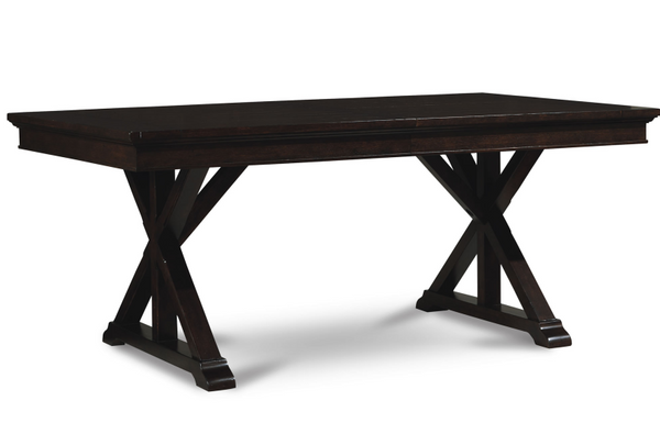 Shop Legacy Thatcher Dining Trestle Table at  Raley's Home Furnishing