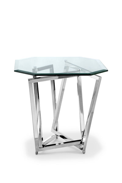 Shop Magnussen Lenox Square Octagonal End Table at  Raley's Home Furnishing