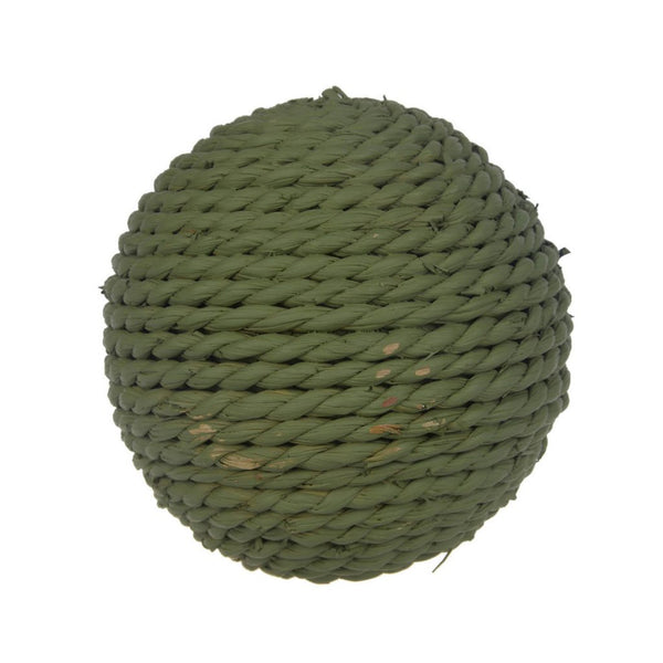 "Shop A&B Home Twine Decorative 4"" Green Spheres at  Raley's Home Furnishing"