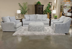 Lamar Shark Loveseat