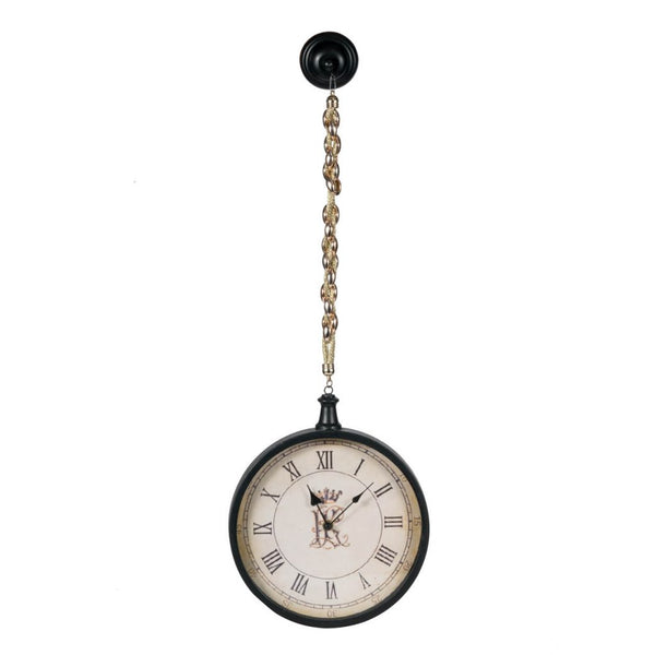 Shop A&B Home Lavonia Wall Clock at  Raley's Home Furnishing