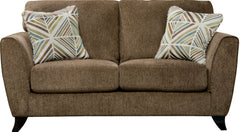 Alyssa Latte Loveseat