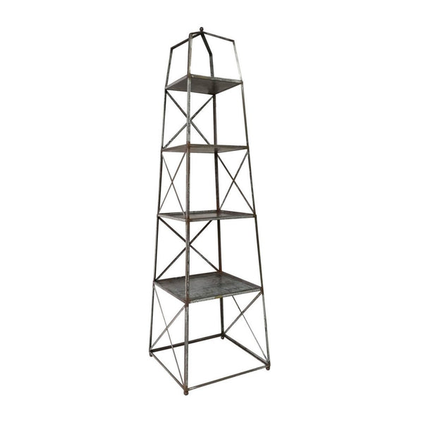 Shop A&B Home Four-Tier Shelf at  Raley's Home Furnishing