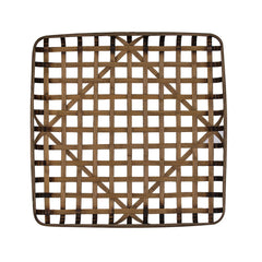 Shop A&B Home Bamboo Woven Wall Art at  Raley's Home Furnishing