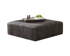 "Mammoth Smoke 40"" Cocktail Ottoman"