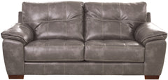 Hudson Steel Loveseat