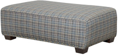 Newberg Platinum Cocktail Ottoman