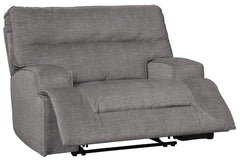 Cooms Wide Seat Power Recliner