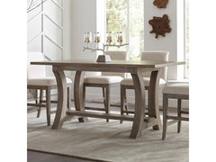 Shop Riverside Sophie Counter Height Table at  Raley's Home Furnishing
