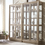 Shop Riverside Sophie Display Cabinet at  Raley's Home Furnishing