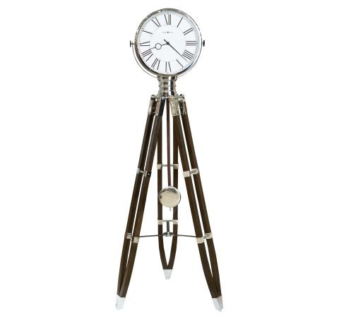 Shop Howard Miller Chaplin Tripod Floor Clock at  Raley's Home Furnishing
