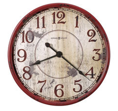 Shop Howard Miller Back 40 Wall Clock at  Raley's Home Furnishing