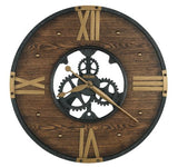 Shop Howard Miller Murano Wall Clock at  Raley's Home Furnishing
