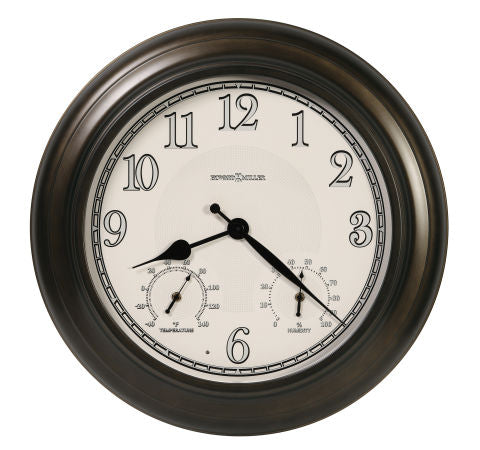 Shop Howard Miller Briar Wall Clock at  Raley's Home Furnishing