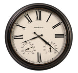 Shop Howard Miller Aspen Wall Clock at  Raley's Home Furnishing