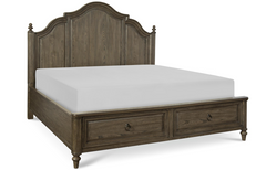 Shop Legacy Brookhaven Queen Storage Bed at  Raley's Home Furnishing