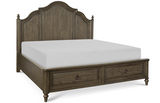 Shop Legacy Brookhaven King Storage Bed at  Raley's Home Furnishing