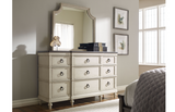 Shop Legacy Brookhaven Dresser & Mirror at  Raley's Home Furnishing