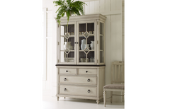 Shop Legacy Brookhaven China Hutch at  Raley's Home Furnishing