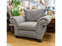 Shop Corinthian Paradigm Carbon Chair at  Raley's Home Furnishing